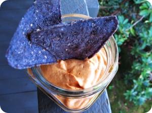 Jalapeno Nacho Cheese Dip (2)